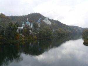 Святогорск Северский Донец