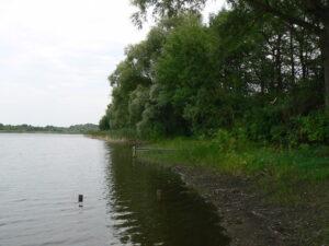 рыбалка на пруду чёрный хутор