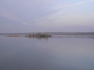 Днепр остров Козлов