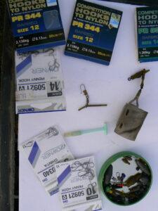 поводки крючки вертлюжки для фидера