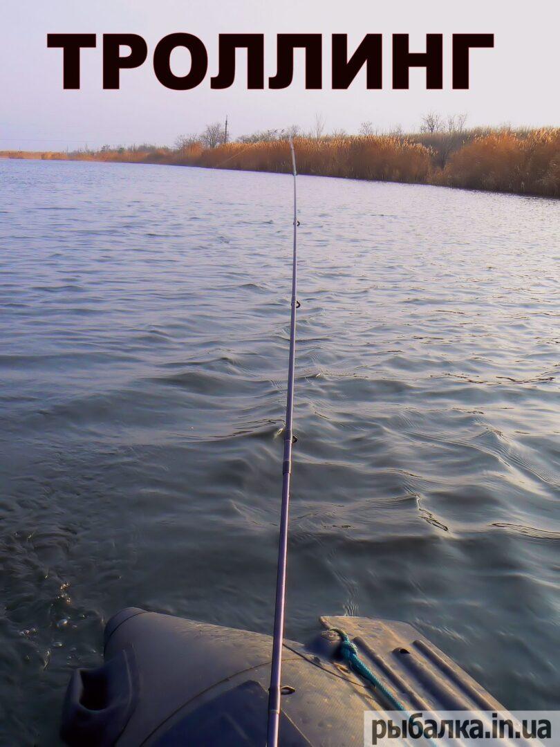 троллинговая рыбалка что это такое