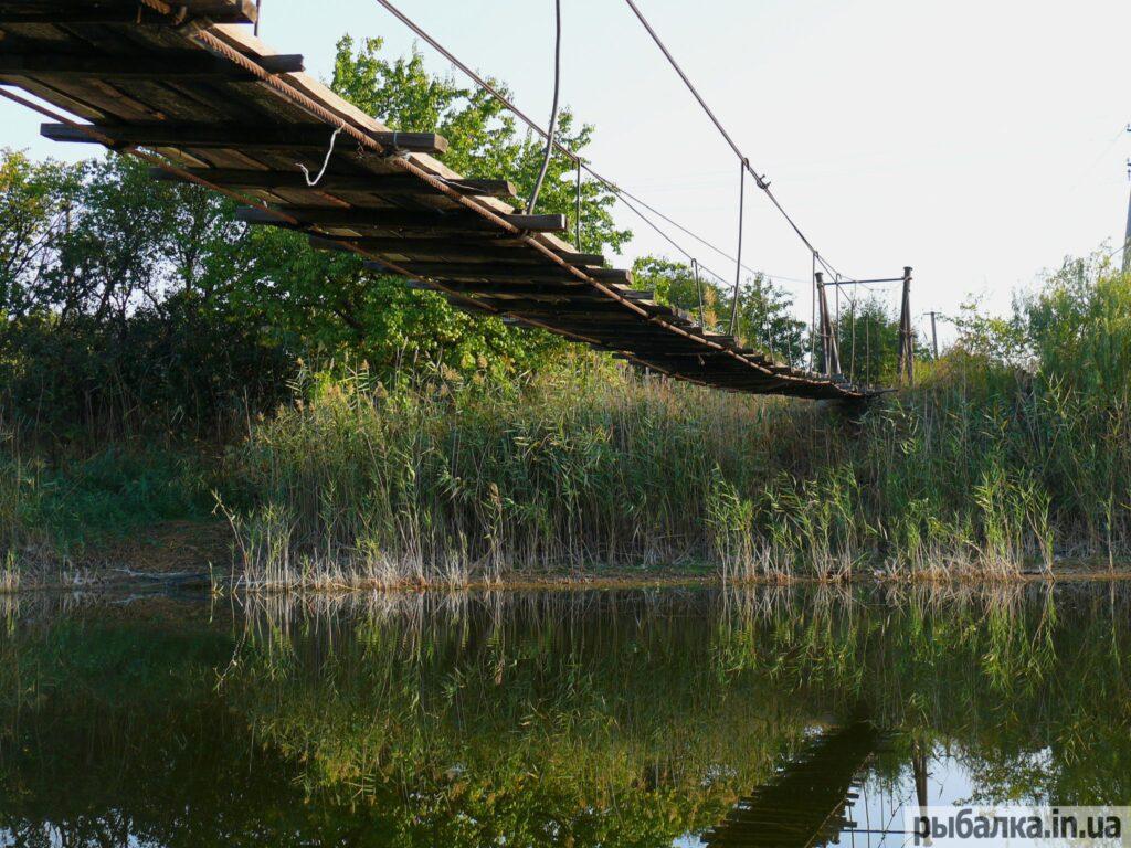 Под мостом на Самаре