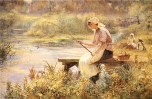 Joseph Kirkpatrick The Gentle Art 1898 г.