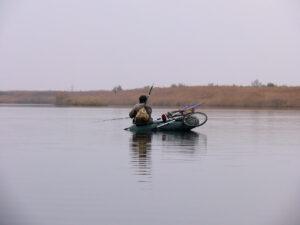 Рыбалка в ноябре