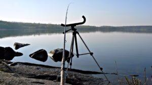 Рыбалка на фидер / Правильная подставка под удилище