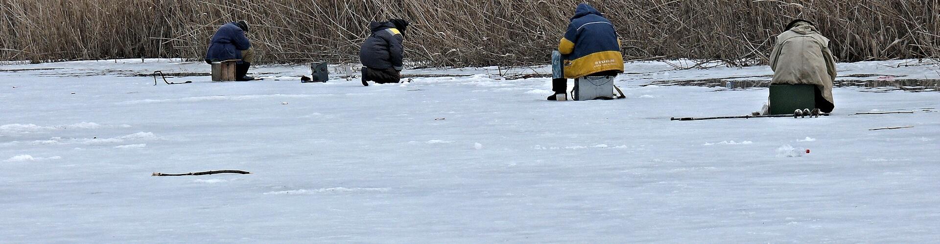Ловля щуки зимой на живца