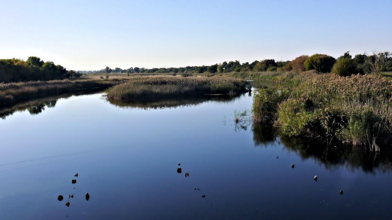 Рыбалка в Богуславе