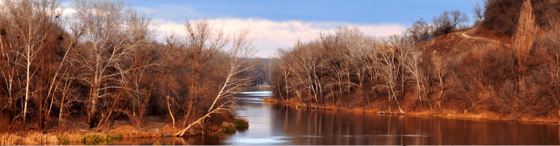 Прогноз клева рыбы в Донецкой области