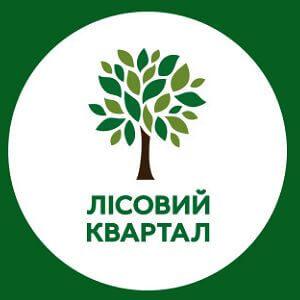 Лесной квартал лого