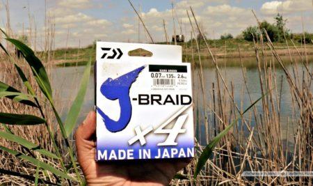 Самый бюджетный шнур для микроджига от Daiwa — J-BRAID X4 Dark Green 0.07 Обзор