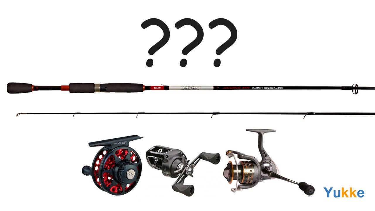 С чего начать выбор спиннингового комплекта? — Рыбалка в Украине
