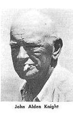 Джон Алден Найт портрет