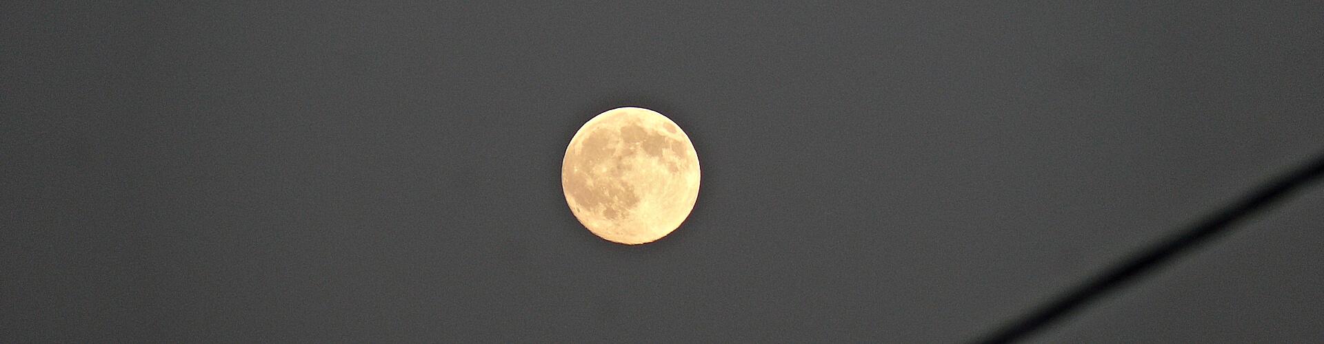 Влияние Луны Полнолуние