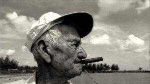 Кубинский рыболов Сантьяго
