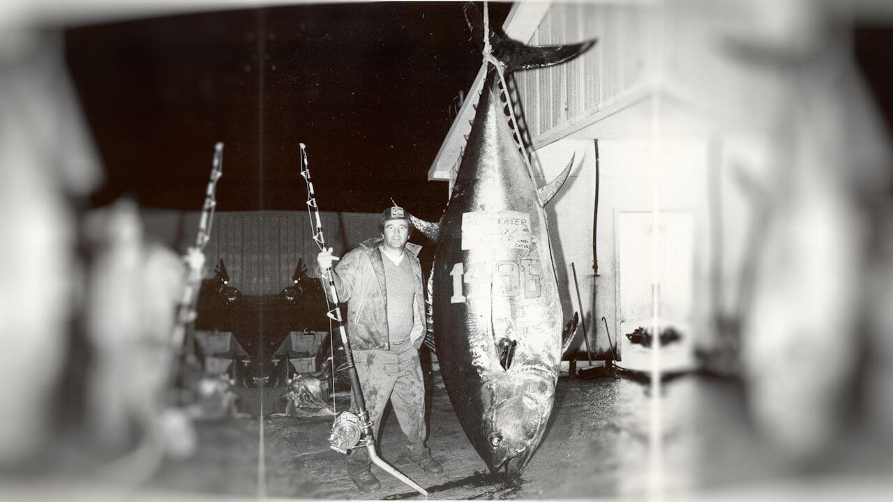 Кен Фразер — 50 лет рыбалки на тунца»
