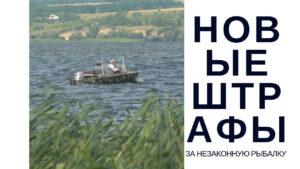 Штрафы за незаконную рыбалку