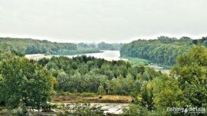Десна город Чернигов