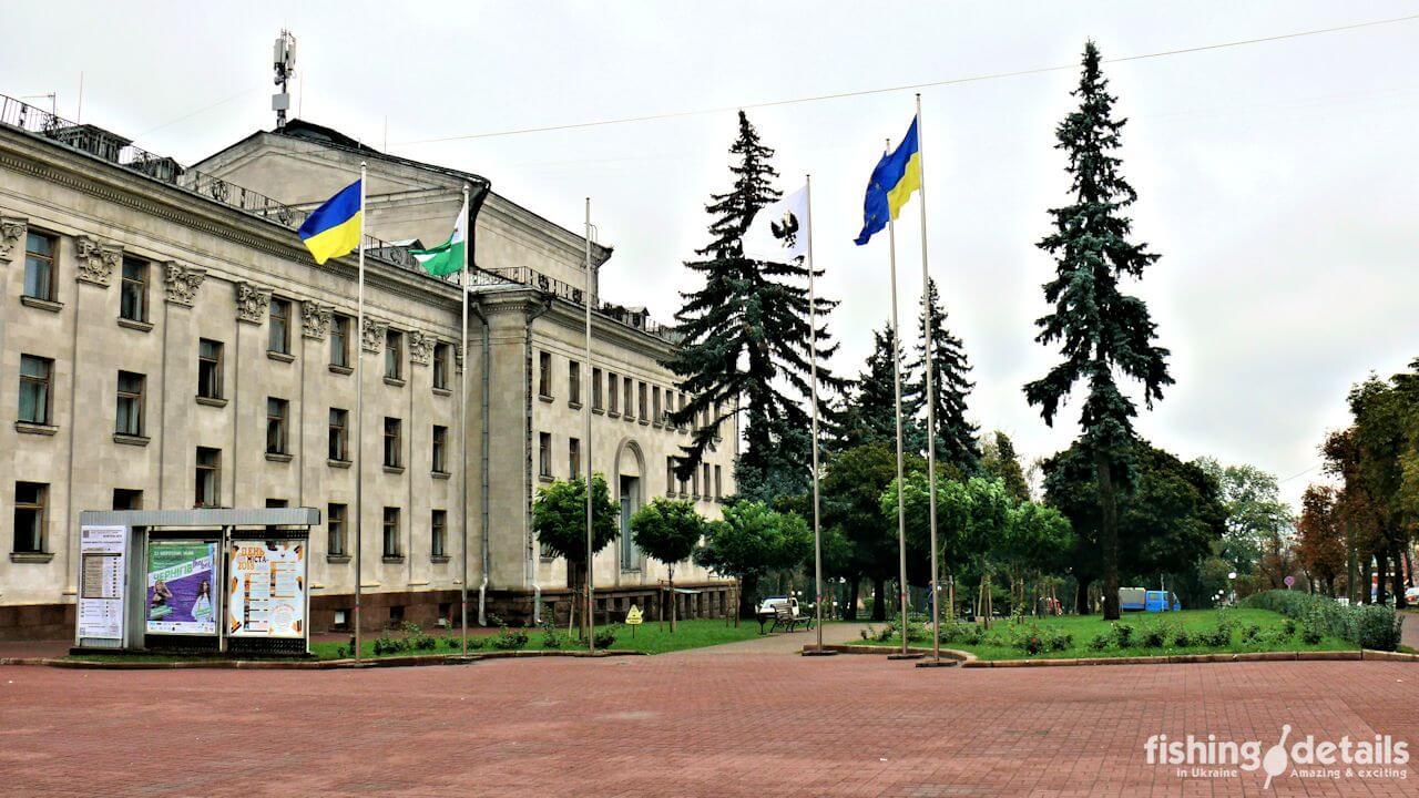 Фото Черниговский театр