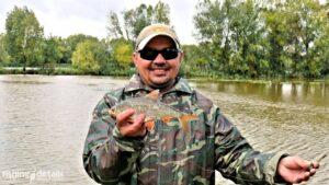 Рыбалка на реке Мена - Фото - Зачетная плотва