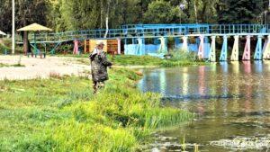 Рыбалка на реке Мена - Фото - Микроджиг
