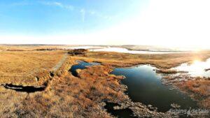 Вид с холма Терновка