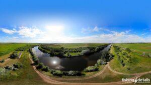 Рыбалка на канале Днепр-Донбасс