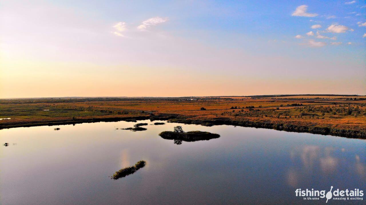 Острова на реке Самара