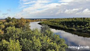 Рыбалка на Десне / Река в сентябре