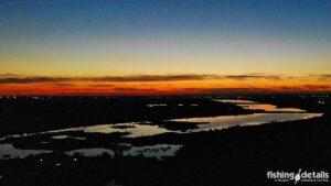 Закат на Самаре