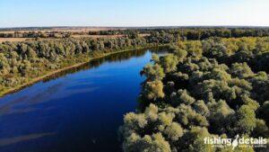 Река Десна в сентябре
