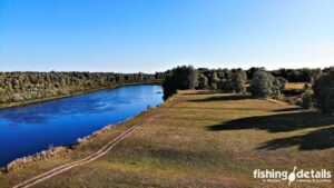 Река Десна у Куковичей