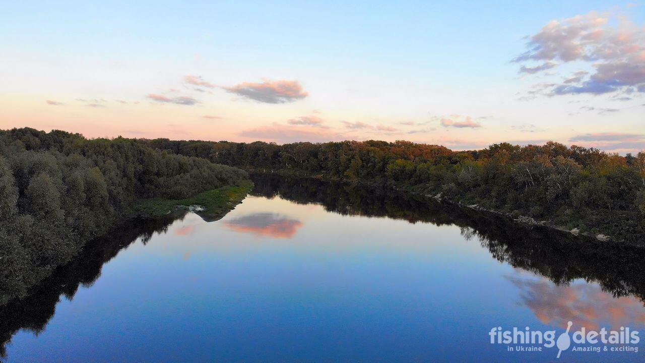 Рыбалка на Десне 2021 - Вечер
