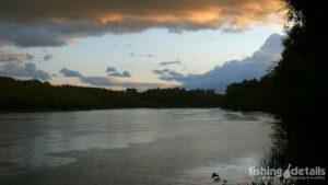 Рыбалка на Десне 2021 - Вечерний дождь