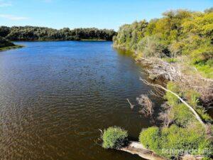 Рыбалка на Десне 2021 - Выход из ямы